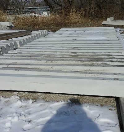 Precast Concrete Services in Wisconsin